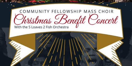 CFMC Free Christmas Benefit Concert 2019 tickets