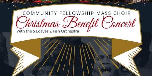 CFMC Free Christmas Benefit Concert 2019