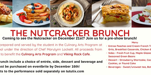 The Nutcracker Brunch