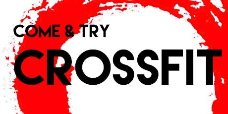 Explorabool: Cross Fitness tickets