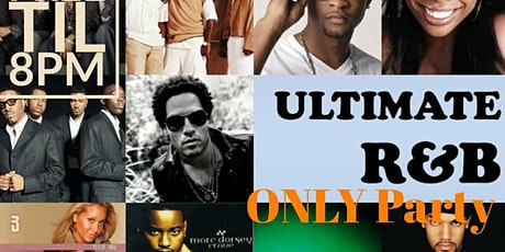The Ultimate R&B only party tickets