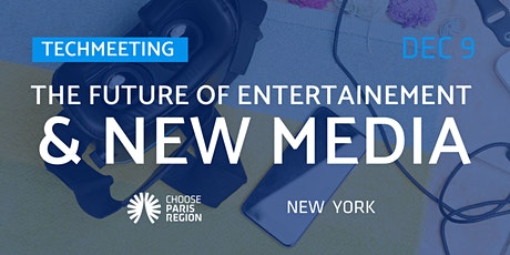 TechMeeting - The Future of Entertainement & New Media tickets