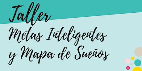 METAS INTELIGENTES & MAPA DE SUEÑOS entradas