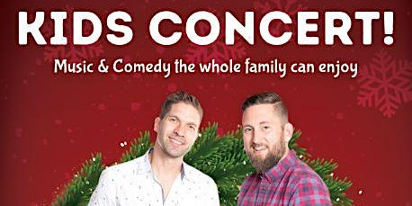 Kids Concert with the Dad Jokes Duo
