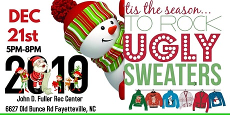 2019 Forever Fancy Ugly Sweater Party- FAYETTEVILLE, NC tickets