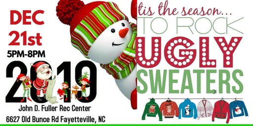 2019 Forever Fancy Ugly Sweater Party- FAYETTEVILLE, NC