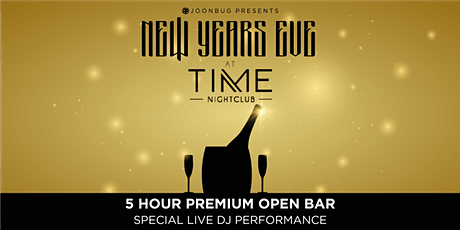 Time Nightclub NYE '20   NEW YEAR'S EVE PARTY tickets