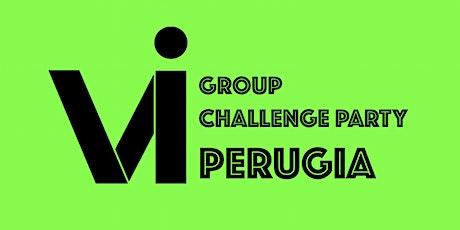 Perugia - Group Challenge Party biglietti