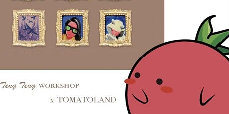 Tomoland X TengTeng Mini-Painting Workshop tickets