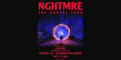 NGHTMRE - The Portal Tour - Fresno