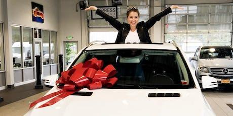 Copy of Car Presentation Celebration for New RVP Casey Aguglia! tickets