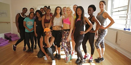 AFROBEATS CIRCUIT WORKOUT  - Fitness Class - Wednesday 8th January 2019 @7PM tickets