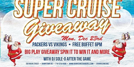 Free Turkey Dinner & Cruise Giveaway tickets