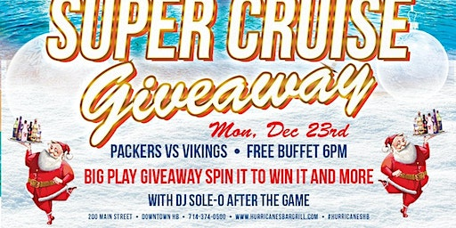 Free Turkey Dinner & Cruise Giveaway