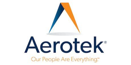 Aerotek Open House tickets