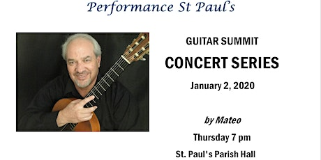 Guitar Summit Concert Series tickets