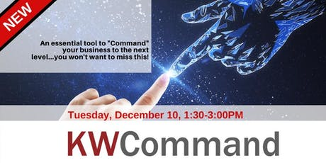 KW Command Training tickets