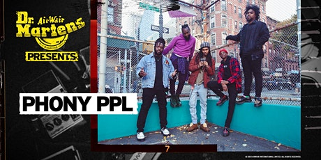 Dr. Martens Presents: Phony Ppl tickets