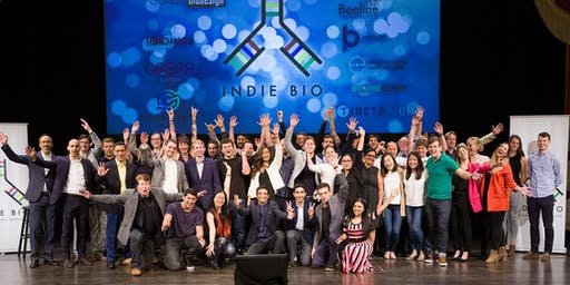 IndieBio Demo Day Feb 6, 2020 at Herbst Theater