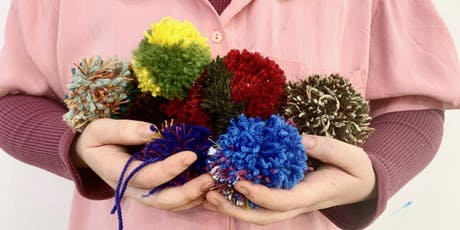 Give Back Holiday Workshop - Soft Ornaments tickets