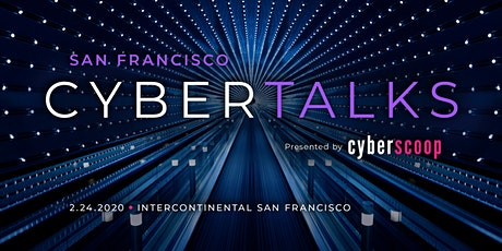 SF CyberTalks 2020 tickets