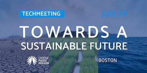 TechMeeting - Towards a Sustainable Future
