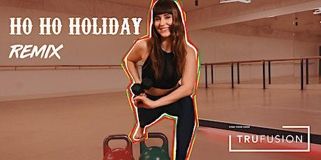 Ho Ho Holiday Remix Bootcamp at TruFusion tickets
