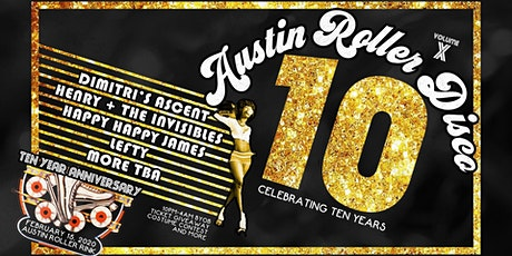 10th Annual Austin Roller Disco tickets