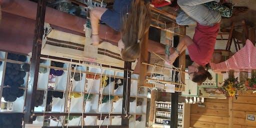 Navajo Weaving Class – Weekend Retreat