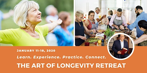 The Art of Longevity Retreat