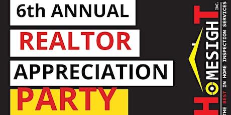 6th Annual Realtor Appreciation Party tickets