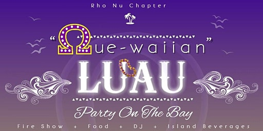 Que-Waiian Luau: Party on the Bay