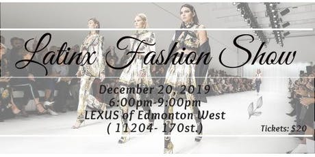 LatinX Fashion Show tickets