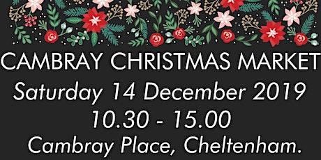 Cambray Christmas Market tickets