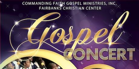 Gospel Concert! tickets