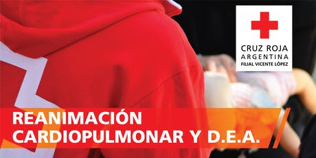 RCP - Reanimacion Cardio Pulmonar 11/01/2020 (14 a 18hs) entradas