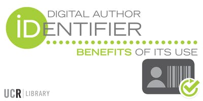 Digital Author Identifier - Benefits of Its Use