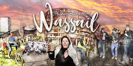 The Old Twelvy Night Wassail - Manchester City Centre