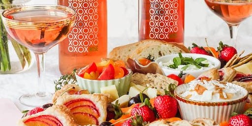 SIP AND BUILD VISION BOARD BRUNCH
