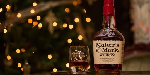 Maker's Mark Ambassador's Holiday Event