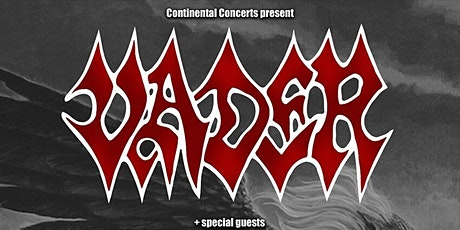 Vader, Abysmal Dawn, Hideous Divinity tickets