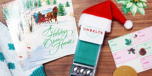Holidays at the Unbelts Studio