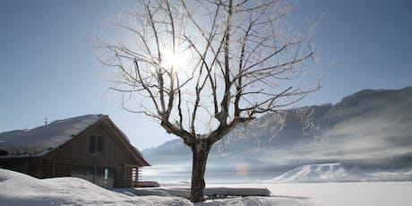 Schneelauschen - ein Dezemberschreibabend Tickets