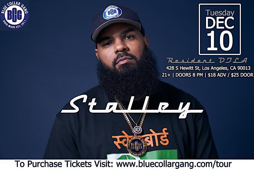 Stalley - The Head Trip Tour