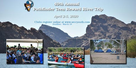 Pathfinder Teen Leadership Reward Trip 2020 tickets