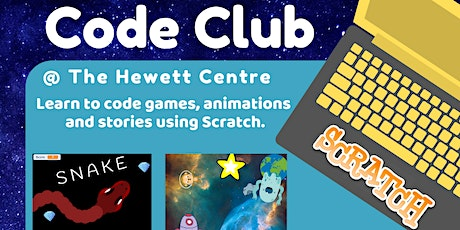 Light Regional Library Service: After School Code Club @ The Hewett Centre tickets