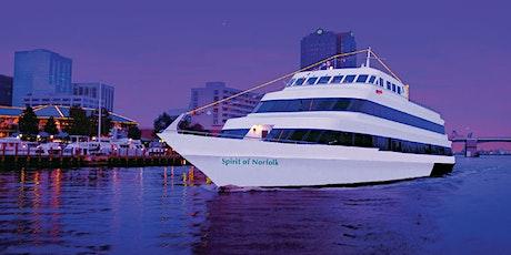 2020 Halloween R & B Moonlight Cruise - Spirit of Norfolk tickets