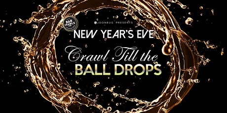 Philly Crawl Til the Ball Drops New Years Eve Bar Crawl 2020 tickets