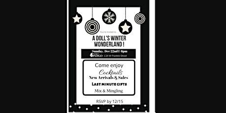 A Doll's Winter Wonderland tickets