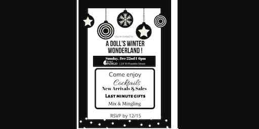 A Doll's Winter Wonderland